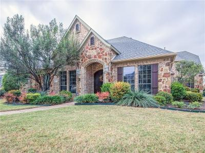 Prosper Single Family Home For Sale: 1401 Woodhaven Drive