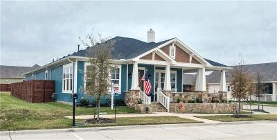 North Richland Hills Single Family Home Active Option Contract: 8808 Grand Avenue