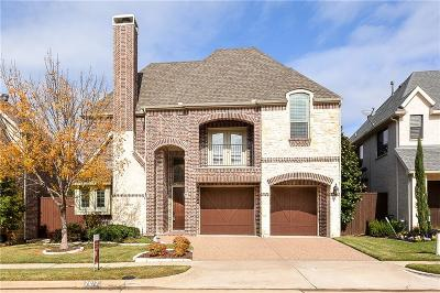 Plano Single Family Home For Sale: 7017 Coverdale Drive