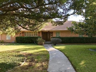Single Family Home For Sale: 5908 Meadowcrest Drive