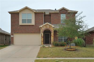 Weatherford Single Family Home For Sale: 2218 Brandy Drive