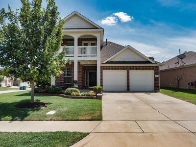 McKinney Single Family Home For Sale: 9501 Crooked Cat Drive