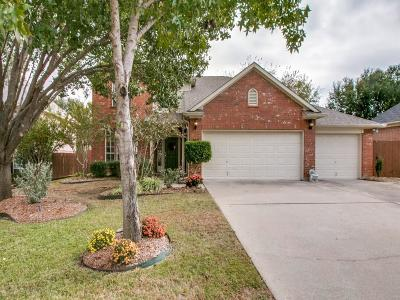 Flower Mound Single Family Home For Sale: 2412 Columbia Drive