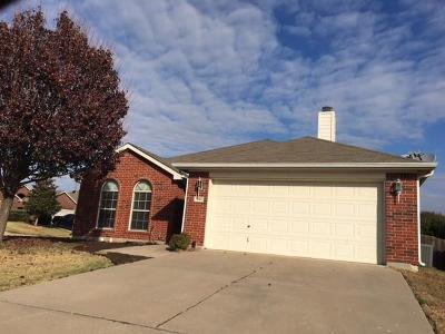 Single Family Home For Sale: 3701 Vista Greens Drive