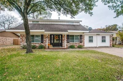 Bedford Single Family Home For Sale: 1920 Charleston Drive