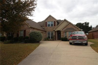 Aledo Single Family Home For Sale: 312 Howard Way Drive