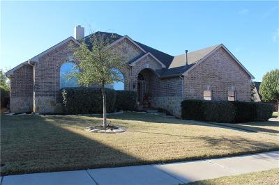 Crawford Farms Add Single Family Home For Sale: 10100 Renwick Cove