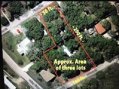 Granbury Residential Lots & Land For Sale: 2607 Pin Oak Street N