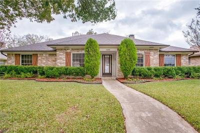Plano Single Family Home For Sale: 2600 Cross Bend Road