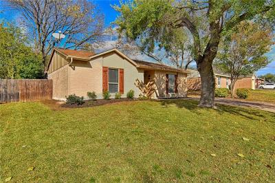 Arlington TX Single Family Home For Sale: $165,000