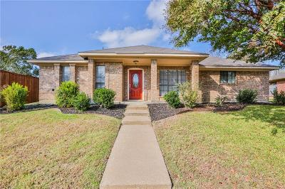 Plano Single Family Home For Sale: 1009 Baxter Drive