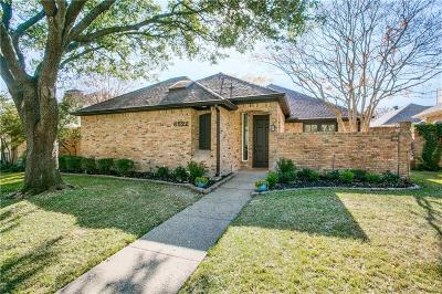 Dallas Single Family Home For Sale: 6522 Laurel Valley Road
