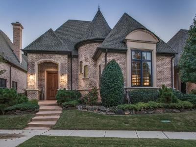 Plano Townhouse For Sale: 5936 Burgandy Street