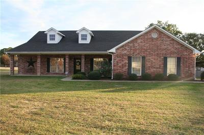 Teague Single Family Home For Sale: 13 Dobbs Drive