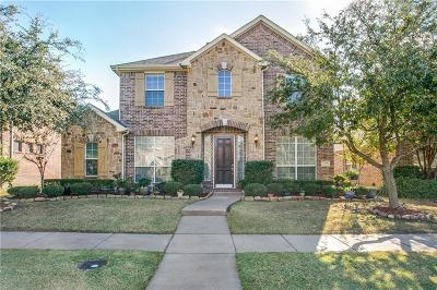 Frisco Single Family Home For Sale: 3501 Washington Drive