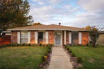 Garland Residential Lease For Lease: 3433 Rockcrest Drive