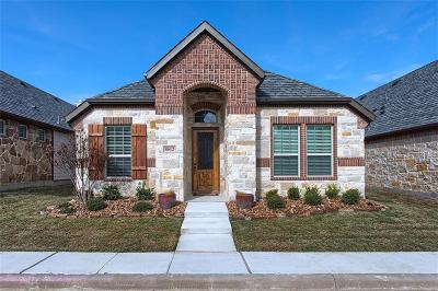 McKinney Single Family Home For Sale: 8612 Grassland Drive