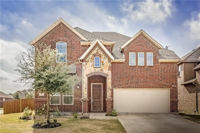 Mckinney Single Family Home Active Option Contract: 10801 Leesa Drive
