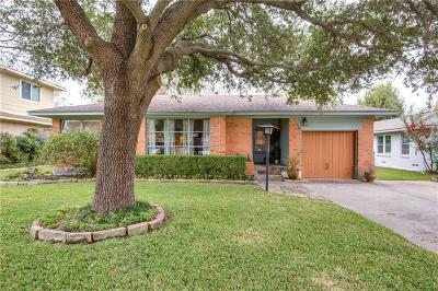 Richardson Single Family Home For Sale: 723 Downing Drive