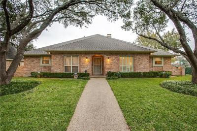 Dallas Single Family Home For Sale: 6902 Northwood Road