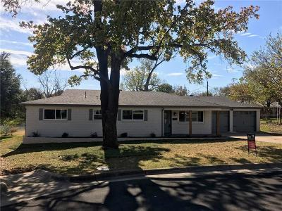 North Richland Hills Single Family Home Active Option Contract: 3772 North Hills Court
