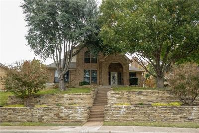 Carrollton Single Family Home For Sale: 1730 Big Canyon Trail