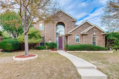 McKinney Single Family Home For Sale: 2813 Black Canyon Drive