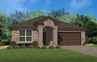 Single Family Home For Sale: 1412 Doe Meadow Drive