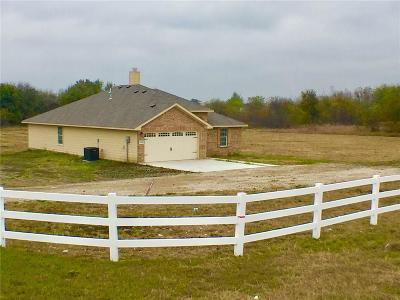 Terrell Single Family Home For Sale: 6521 Fm 2728