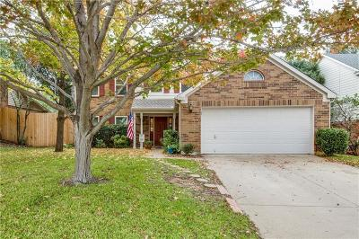 Flower Mound Single Family Home For Sale: 1544 Fuqua Drive