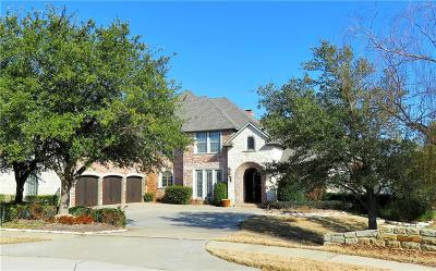 Highland Village Single Family Home Active Option Contract: 3118 Overlook Circle