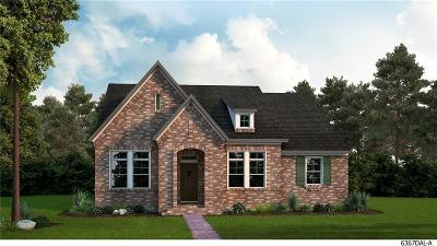 Rowlett Single Family Home For Sale: 6708 McDonough Drive