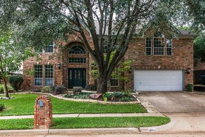 Flower Mound Single Family Home For Sale: 3320 Druid Way
