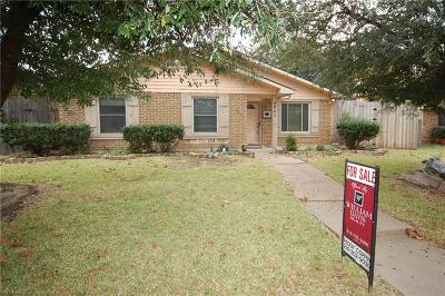 Plano Single Family Home For Sale: 4041 Mountain Pass Drive