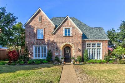 Coppell Single Family Home For Sale: 1522 Coventry Court