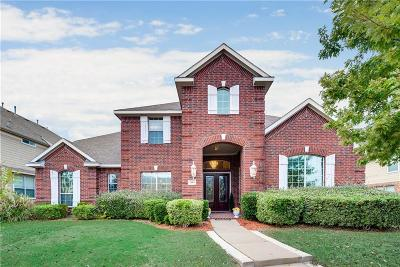 Garland Single Family Home For Sale: 2605 Caledonia Cove