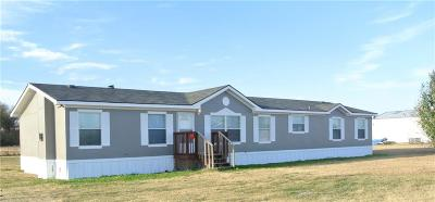 Rhome Single Family Home Active Option Contract: 156 Private Road 4436
