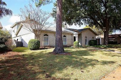 Garland Single Family Home For Sale: 3445 Knoll Point Drive