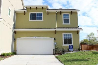 Irving Townhouse For Sale: 4100 Nia Drive