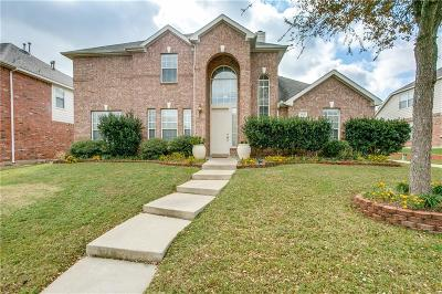 Plano Single Family Home For Sale: 3436 Spring Mountain Drive