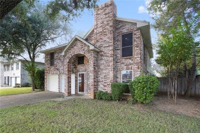Grapevine Single Family Home For Sale: 5150 Haydenbend Circle