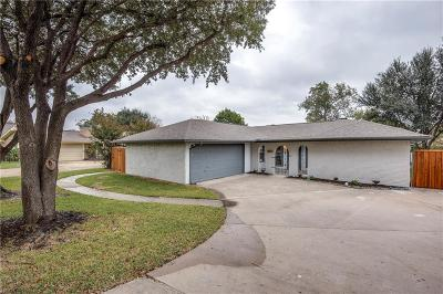 Carrollton Single Family Home For Sale: 2104 Southmoor Drive