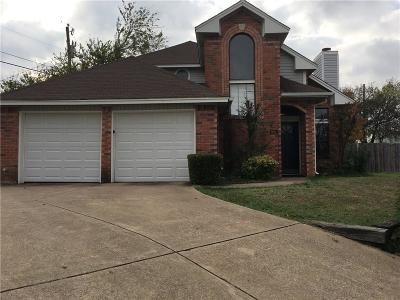 Cedar Hill Residential Lease For Lease: 901 Turner Court