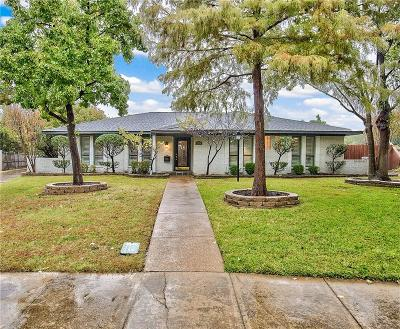 Carrollton Single Family Home For Sale: 2810 Lakeside Lane