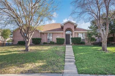 Dallas Single Family Home For Sale: 7424 Wild Brick Drive