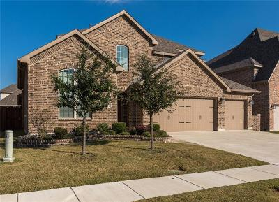 Forney Single Family Home For Sale: 1014 Longhill Way