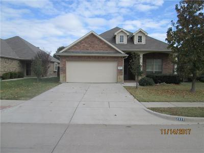 Weatherford Single Family Home For Sale: 2225 Whitney Drive