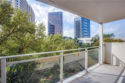 Dallas Condo For Sale: 3883 Turtle Creek Boulevard #409