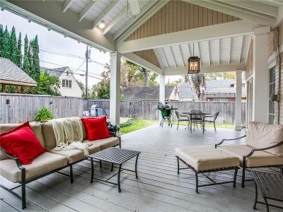 University Park Single Family Home For Sale: 4309 Southwestern Boulevard