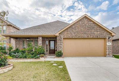 Frisco Single Family Home For Sale: 4100 Fordham Street